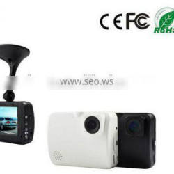 Cycling recording motion detection 1080P touch panel car camera RLDV-60