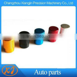 high toughness aluminum alloy tire tube valve cap