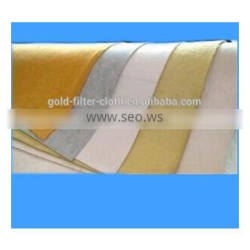 High temperature resistance industry dust collector filter cloth