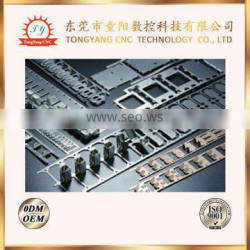Nickel Plated Laser Cutting Part