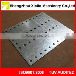 Custom Perforated Sheet Metal Fabrication With Galvanized Steel