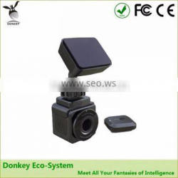 mini size wide view angel 1080p hd 12v car cctv dvr system