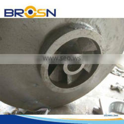High quality Large two-way outflow Pump Closed impeller -- ( Sand casting)
