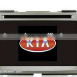 "7"" in dash 2 din special Car DVD player for Kia-Forte"