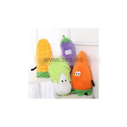 6 Style South Korea Cotton Vegetables Pillow Christmas Present Gift Creative Cute Children Plush Doll Gifts,Lovely Personalized Pillow,Birthday & Christmas Gifts