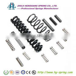 Hydraulic springs for machinery