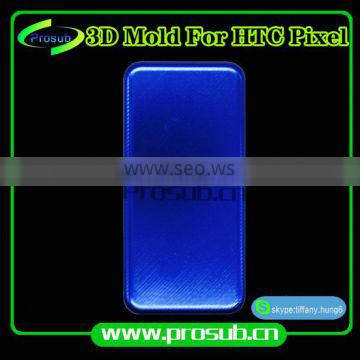 3Dsublimation smartphone cover aluminum injection mould for Prosub-HTC Pixel