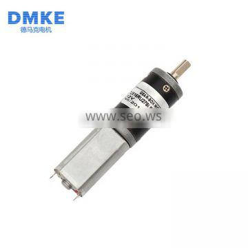 DMKE DK-16RU Industrial robot medical devices 12v dc mini generator gear motor