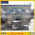 1000L beer brewing equipment, brewery equipment, dimple plate jacketd cooling beer fermentation tank