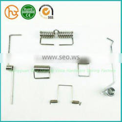 Large Wire Torsion Springs With Long Hook Product