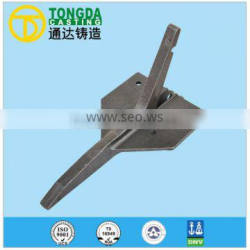 ISO9001 High Quality Casting Agricultural Lost Wax Casting Parts