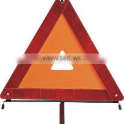 Emergency Use Traffic Safety Reflective Warning Triangle