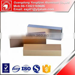 Factory directly price hot sale extruded aluminum profile for industry use