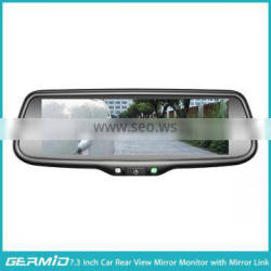 Android Rear view mirror with Mirrorlink Airplay Miracast DLNA special for android iphone samsung gps navigation