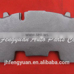 China auto parts brake pads factory WVA29306