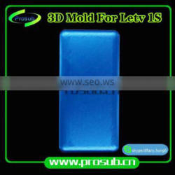3D heat transfer smartphone casealuminum injection mould for Prosub-Letv 1S