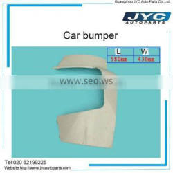 heavy duty car Bumper left section WG1664242007