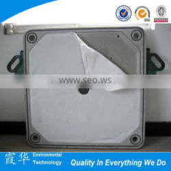 Polypropylene filter cloth for filter press