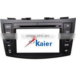 double din car dvd player for Swift