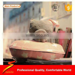 STABILE New style comfortable polyester custom travel pillow