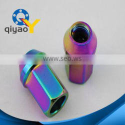 Hot Sale Alloy car wheel nut M12*1.25