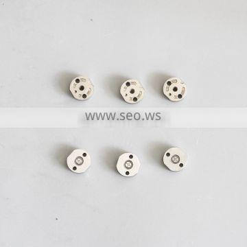 high quality diesel injector valve plate 31# orifice valve for 095000-6222/6223/6693/6691/6700/6701
