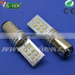new product led light for car 1156 1157 single double 2323chip auto led bulb
