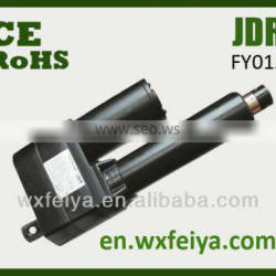 CE ROHS certificates FY015 12v 24v dc waterproof linear actuator