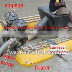 Low price High Quality And Hydraulic Gold Dredging Ship