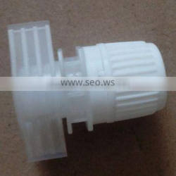 Super quality best selling white color cover for plastic shampoo bottle