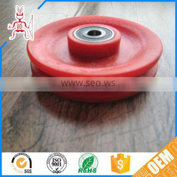 Hot sale custom plastic wheels for sliding doors