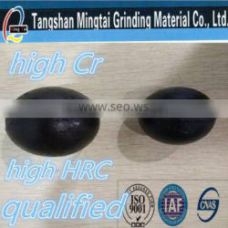 TOP grinding media ball steel ball for cement