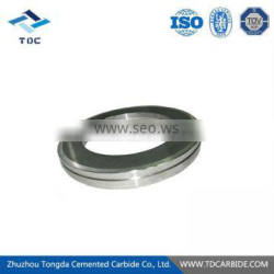 high quality tungsten carbide mill rolls with customized specification