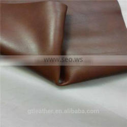 Genuine vintage genuine cow leather for leather belt without holes
