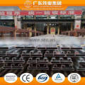 China supplier aluminum door frame aluminium extrusion construction building aluminium frame profile
