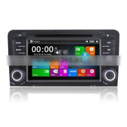 Winmark 7 Inch 2 Din Car Audio DVD Player Stereo With Dual Core Wifi 3G GPS For Audi A3 (2003 - 2012)