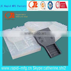 Customized product rapid prototype making, silicone molding small-Lot vacuum casting