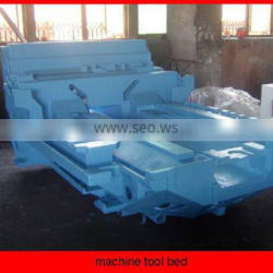 FC300, GG30, No.45, HT300 machine tool bed casting