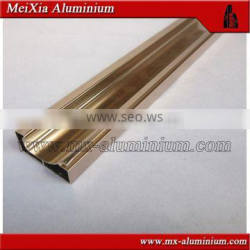 Manufacturer extruded aluminum window frames