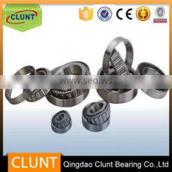 Factory price stainless steel tapered roller bearing 30221 105*190*39.5mm size chart