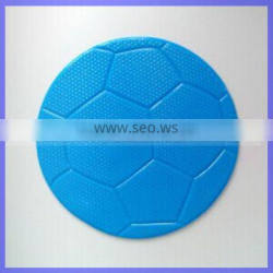 OPP Bag Packing PU Football Shape Sticky Pad for Car Dashboard