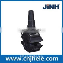 Insulation strain clamp/insulating dead end clamp/insulation piercing connectors