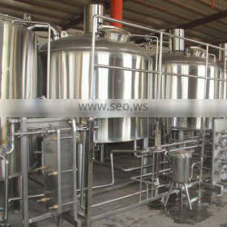 2015 TOP SALE 1000L factory brewing equipment Used brewery machine Microbrewery brewer for factory