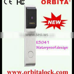 E3041 rf card electronic lock for hotel system