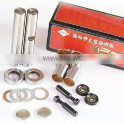 Top quality king pin repair kits for DongFeng, KingLong bus
