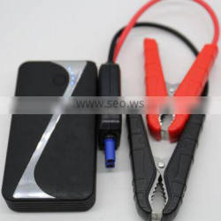 Car emergency power launch portable car power jump starter battery intelligent clip