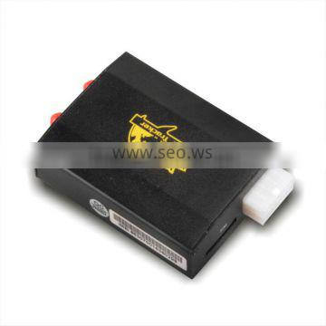 Easy installation wire gps tracker devices,car trackers