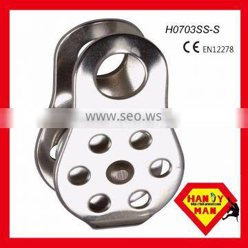 Stainless Steel Single Wheel Cable Pulley