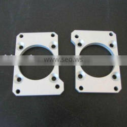 Aluminum CNC parts with anodizing