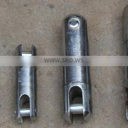 Stainless steel swivel joint